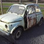 Autoschade Duursma - Fiat500