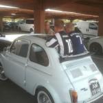 Autoschade Duursma - Fiat500 wit
