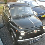 Autoschade Duursma - Fiat500 zwart